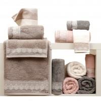 Πετσέτα μονόχρωμη λουτρού 70Χ140 Karla - Superior Collection