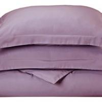 Ζεύγος Μαξιλαροθήκες Oxford 50x70+5 Luxury 3 Lilac