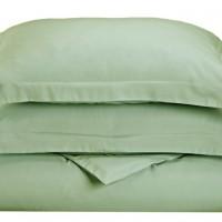 Ζεύγος Μαξιλαροθήκες Oxford 50x70+5 Luxury 4 Bright Green