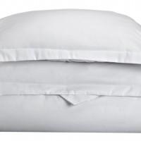 Ζεύγος Μαξιλαροθήκες Oxford 50x70+5 Luxury 13 White