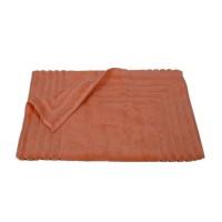 856 Ταπέτο Ζακάρ Ρίγα 100% Cotton 50x75 Κοραλί - Coral