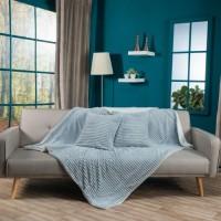 Ριχτάρι - Κουβέρτα Καναπέ Pop Stripe 04 - 130x160cm