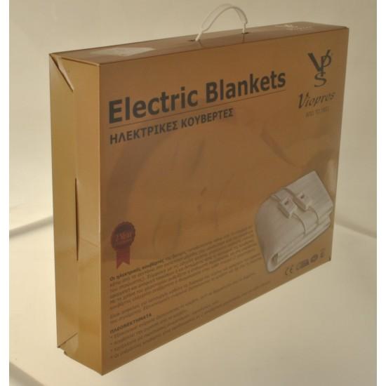 Ηλεκτρική κουβέρτα υπέρδιπλη Viopros Κουβέρτες